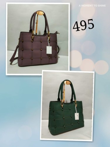Ladies Adjustable Hand Bags For Office