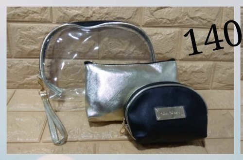 Ladies Zippery Personal Pouch