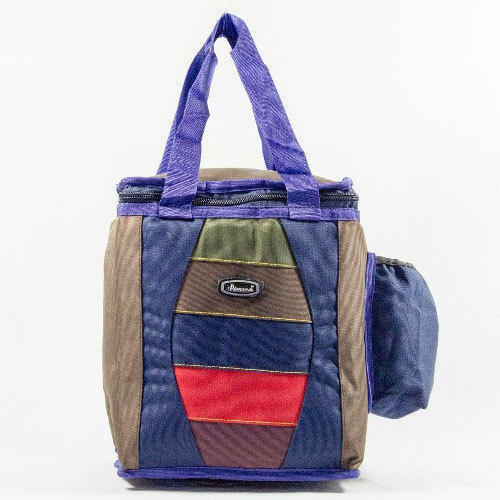 Multicolor Insulated Lunch Bag