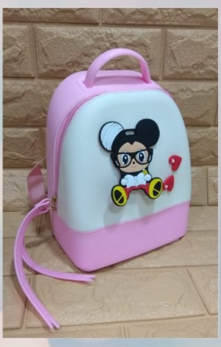 Multicolor Kids Silicone Backpack
