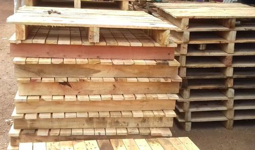 Termite Proof Wooden Pallets at Price 350 INR/Piece in Nellore ...