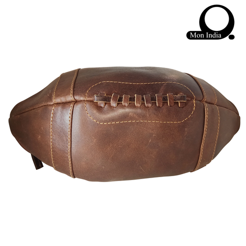 Genuine Leather Toiletry Bag For Men