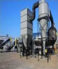 Industrial Fly Ash Dryer