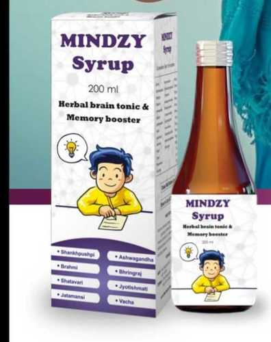 Mindzy Syrup Herbal Brain Booster