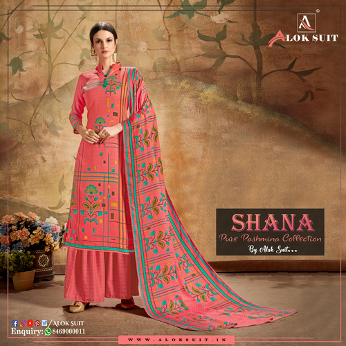 SHANA Designer Ladies Suit
