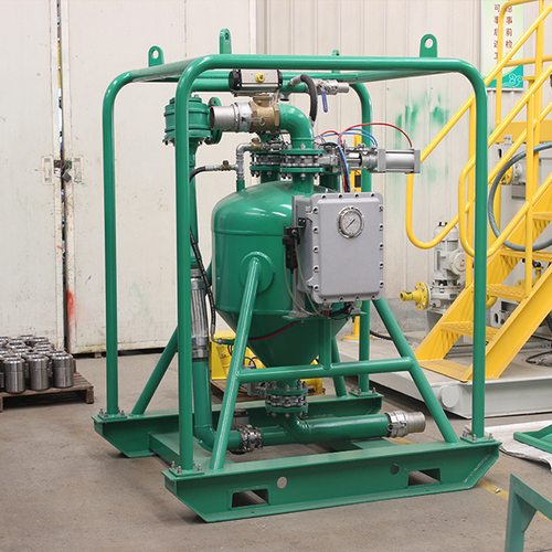 Solids Vacuum Pump For The Sands Sludge Water Solids Transfer