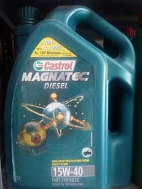 Castro Magnetic Diesel Engine Oil