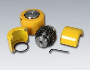 KC Chain Coupling Roller