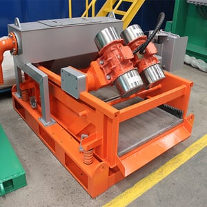 Shale Shaker For Liquid And Solids Separation