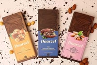 Daarzel Vegan and Gluten-Free Dark Chocolate