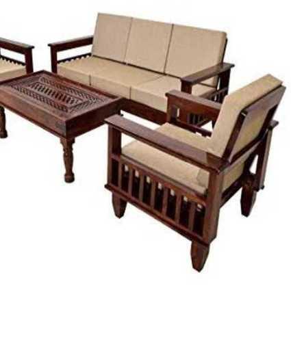 Brown Designer Wooden Sofa Set At Price 25000 INR/Box In Chennai | ID: 6232000