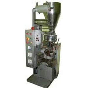 Easy to Use Pouch Packaging Machine