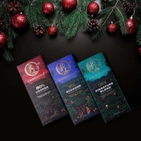 Gluten Free 55% to 80% Single Origin Dark Chocolate - Combo