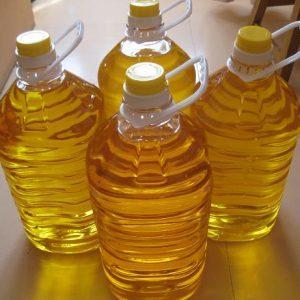 High Grade Refined Sunflower Oil
