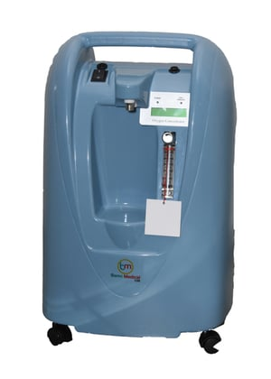 5L Oxygen Concentrator with Nebulizer