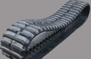 Agricultural Heavy Duty Harvester Track