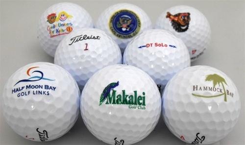 Ball Logo Printing Services
