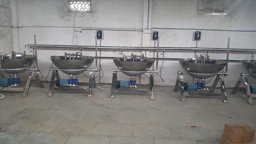 Automatic Mawa, Khoya Making Machine