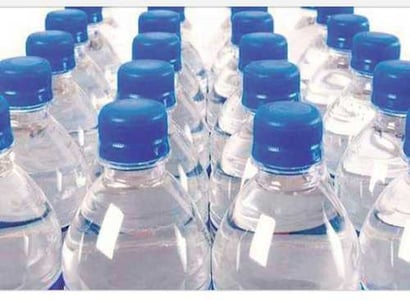 Pure Mineral Drinking Water Packaging: Can