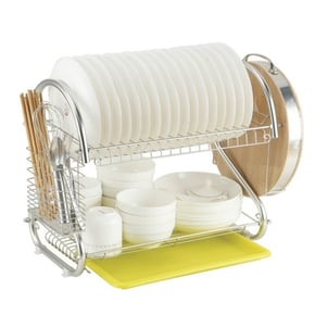 S Type Style Stainless Steel Wire Kitchen Dish Rack