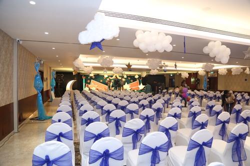 Balloons Stage Decoration Services Certifications: Aurangabad Best Brand Award-2018