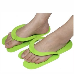 Multicolor Disposable Hotel Slippers