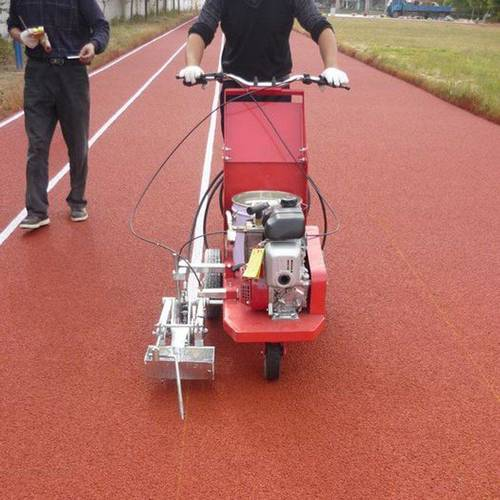 Rubber Road Use Line Marking Machine Certifications: Ce&Iso