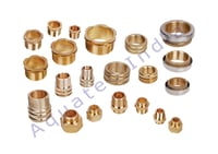 Brass Inserts, Adaptors for CPVC and UPVC Pipe Fittings