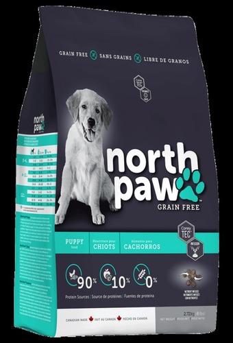 North Paw Grain Free Puppy Food Application: Dog