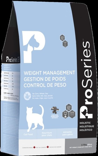 Proseries Weight Management Pet Food (Made In Canada) Application: Dog