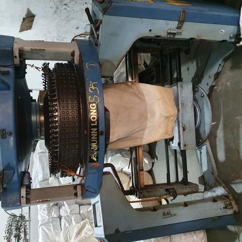 Rib Knitting Machine