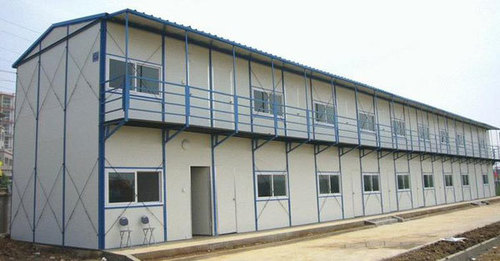 Easily Assembled Prefabricated Houses