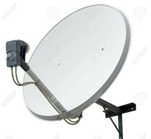 Mild Steel Dish Antenna