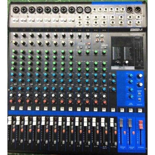 Yamaha Audio Mixer