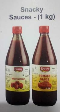 Snacky Sauces 1 Kg