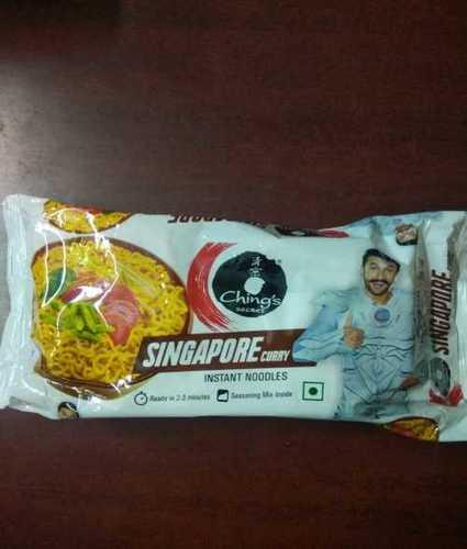 Singapore Curry Instant Noodle