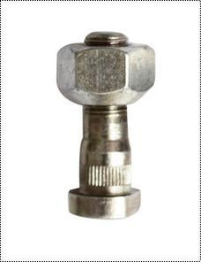 Knurled Bolt And Nut