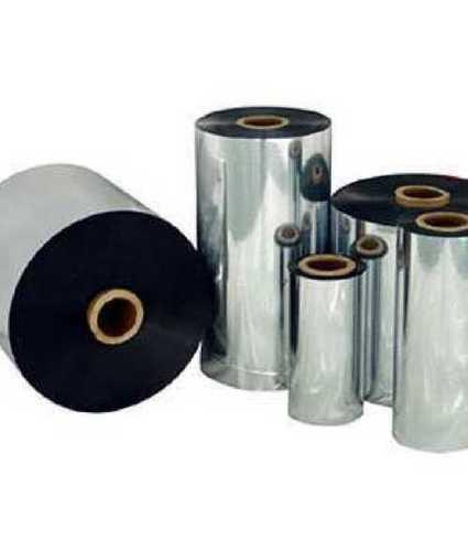 Metallized Silver Polyester Film  Hardness: Rigid