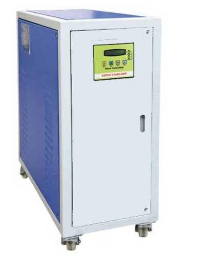 Electrical Voltage Servo Stabilizers