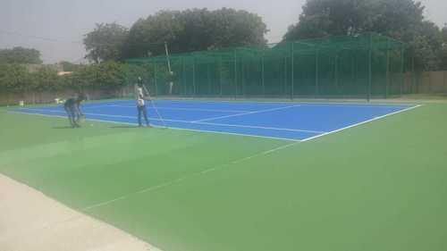 Lawn Tennis Synthetic Flooring