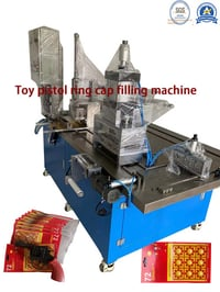 (YOVON) Toy Pistol Ring Cap Filling Machine