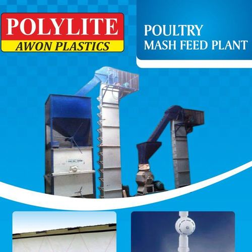 Poultry Feed Mash Plant