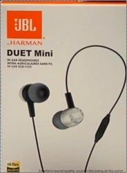 Duet Mini Headset With Microphone