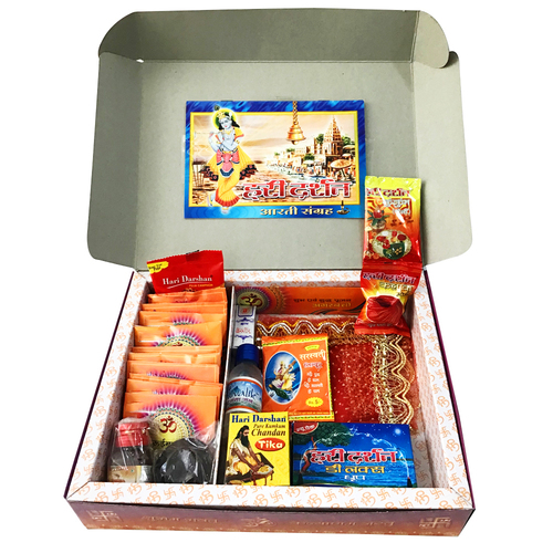 Sampoorna Puja Kit Box
