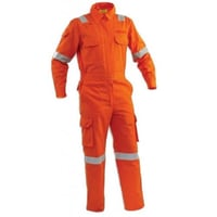 Breathable Fire Retardant Coverall