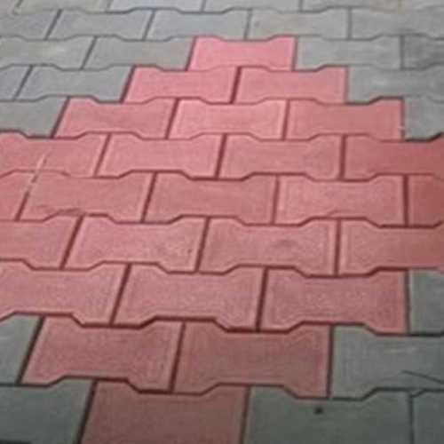 Plain Floor Paver Block