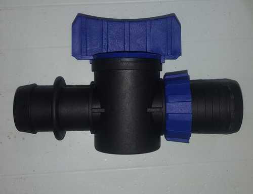 High Strength 40 MM Rain Pipe Cock for Rain Pipe Irrigation