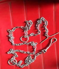 Rust Proof Iron Welded Chain