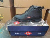 Lee Cooper Ankle Leather Boots