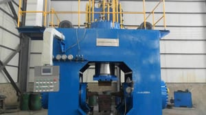 Stainless Steel Tee Forming Machine
